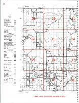 Map Image 021, Alcona County 1995